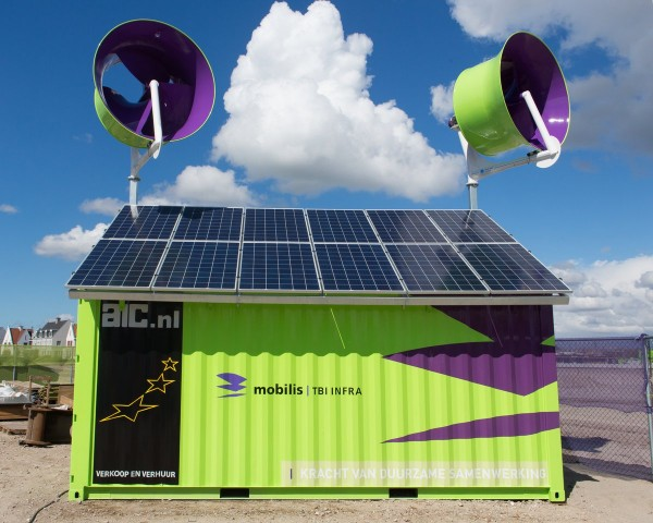 Energiecontainer
