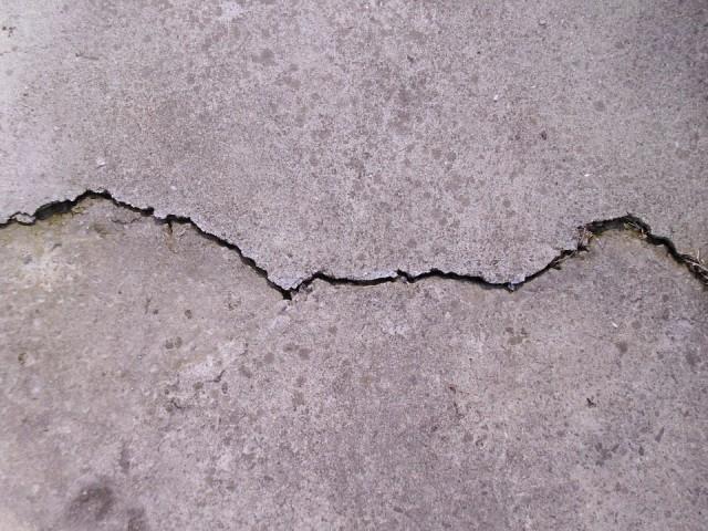Texture Crack Concrete Old